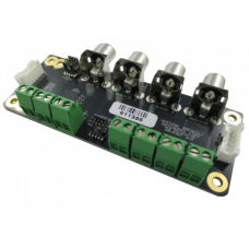 GW16098 - Ventana Video/Audio/DIO/Serial Peripheral Breakout Adapter