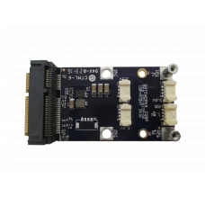 GW16120 Mini-PCIe Power and USB Expansion Card